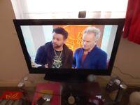 "32"" Alba television, good condition with remote"