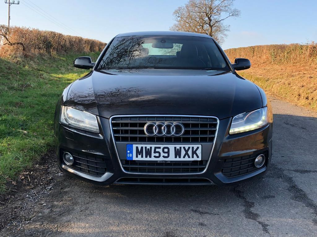 2010 Audi A5 20 Tdi S Line Sportback Full Option Years Mot In