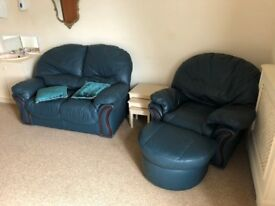 FREE COUCH, CHAIR AND FOOTSTOOL