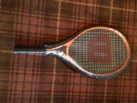learner tennis racket