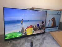 "Samung 55"" joii Design LED Tv Boxed Bargain warranty Free Delivery"