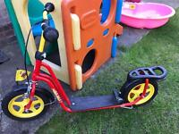 Puky line scooter in excellent condition