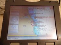 almost Indestructible TOUCHSCREEN Itronix gobook ideal for the kids, vehicle testing or chartplotter