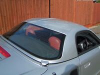 MR2 Mk3 Hardtop with cover