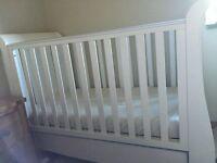 Tutti bambini mini cot bed