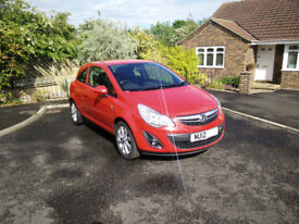 Vauxhall Corsa 1.3 CDTI Priced for quick sale