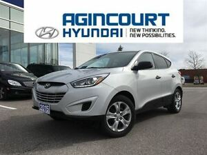 2015 Hyundai Tucson GL AWD/HEATED SEATS/LED LIGHTS