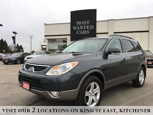 2012 Hyundai Veracruz GLS AWD | 7 PASSENGER | NO ACCIDENTS