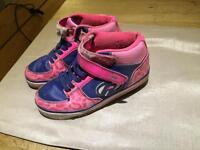 Heelys girls skate boots