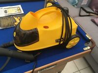 the little yellow steam cleaner