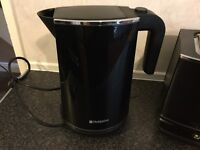 Black Gloss Hotpoint Kettle
