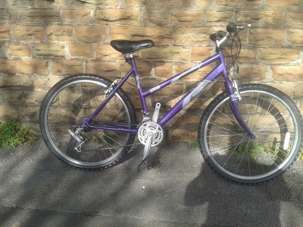 Raleigh VIXEN Ladies Bike in Very good condition