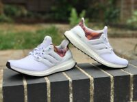 miAdidas Adidas Ultra Boost Rainbow UK Size 10 Rare Deadstock