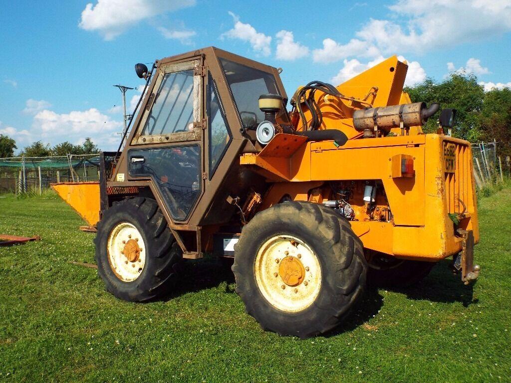 Compact Loader Fdi Sambron 1988 D2000 In Grantham