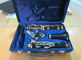 Clarinet B&H