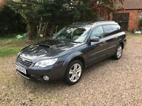 2008 Subaru Outback 2.0D RE