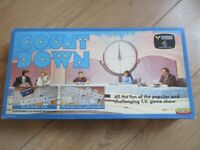 VINTAGE 1993 COUNTDOWN BOARD GAME by SPEAR'S GAMES - in WONDERFUL CONDITION & COMPLETE!