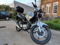 Yamaha YBR 125 in excellent working order