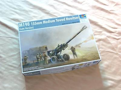 Trumpeter 02319 1/35 M198 155mm Medium Howitzer Late for sale  Shipping to Canada
