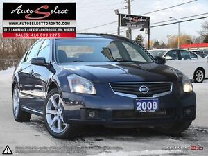 2008 Nissan Maxima ONLY 165K! **SE MODEL** CLEAN CARPROOF **M...