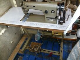 BROTHER Industrial sewing machine Model MARK II Single Phase,