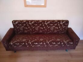 Sofabed for sale - New condition - Collection only