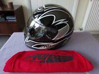 Nitro Racing Motorbike Helmet