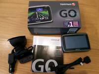 TomTom Go live 750 with Truck/Bus software