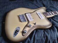 Squier VM Baritone Jazzmaster Guitar
