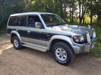 Mitsubishi Pajero Exceed 2.8TD Auto LWB 7 Seater Diesel 1995