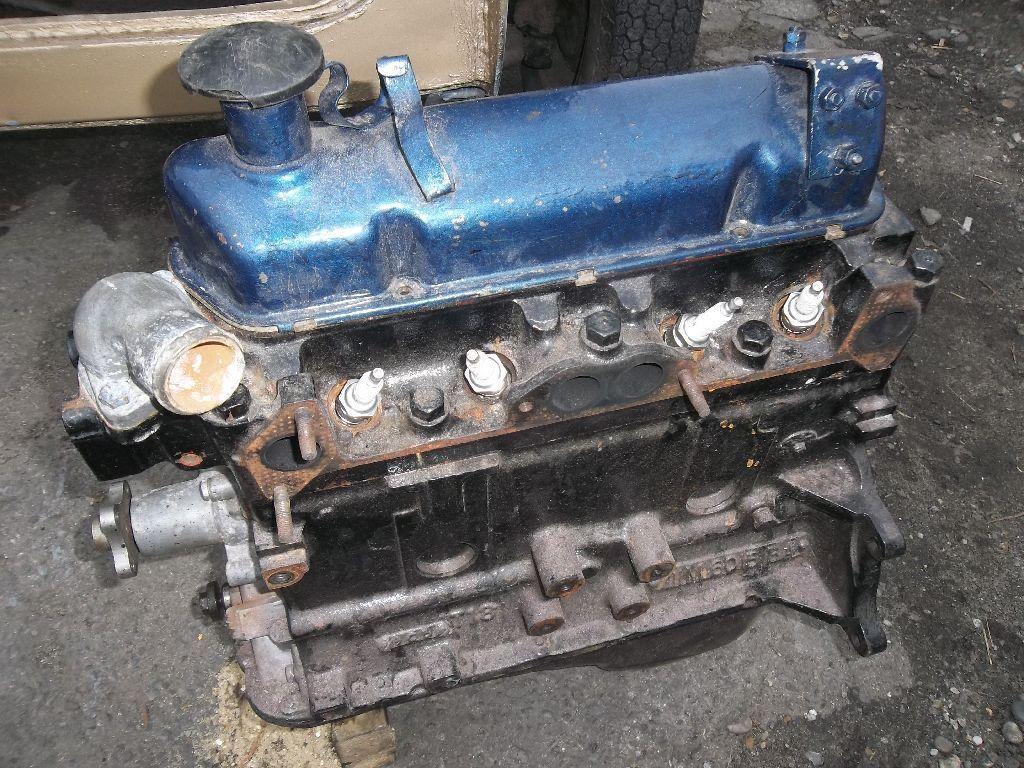 Ford Escort Crossflow Engines Mk1 2 Escort Anglia Cortina