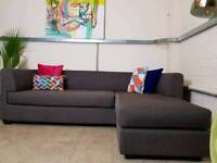 Made com corner sofa left or right handside