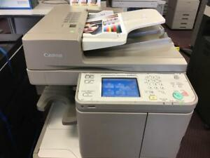 REPOSSESSED Canon ImageRUNNER ADVANCE IRA C2020 2020 Colour Copier Printer Scanner Stapler 11x17 12x18 **YEAD END SALE**