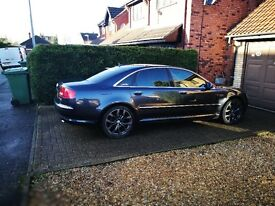 Audi A8 3.0 tdi quattro.2 stage remap.May p/x