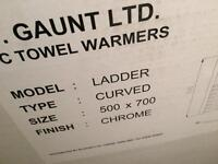 Towel warmers, brand new. Quick sale