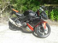 Derbi GPR 125 4t 4v 4s / Swap for YZF R125
