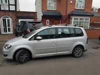 Volkswagen Touran 7 seater 2010 very cheap