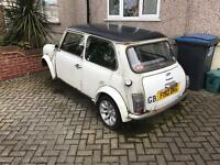 Classic mini panels and parts wanted new sills wing etc