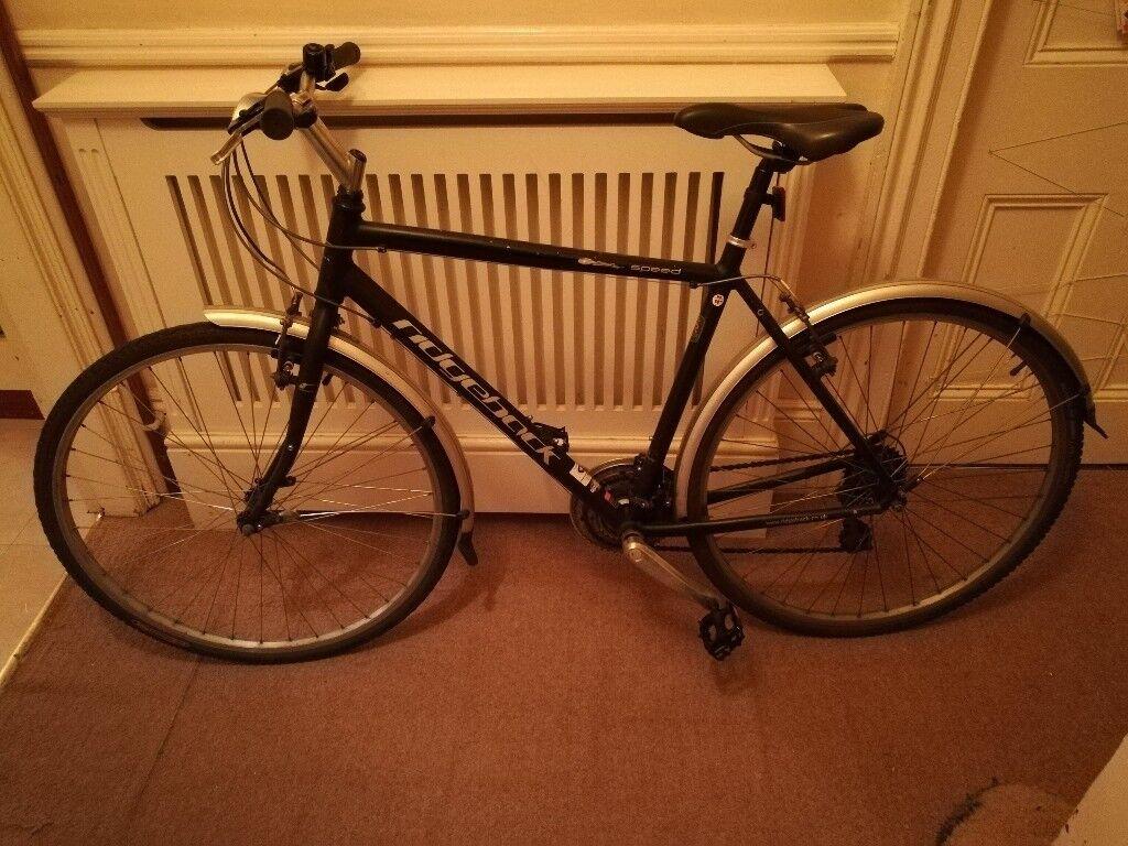 "19"" Ridgeback Speed Commuter Bike"