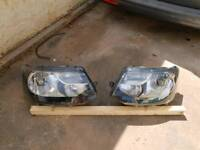 VW T5.1 HEADLIGHTS