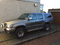 Toyota Hilux Pick Up Double Cab 2003
