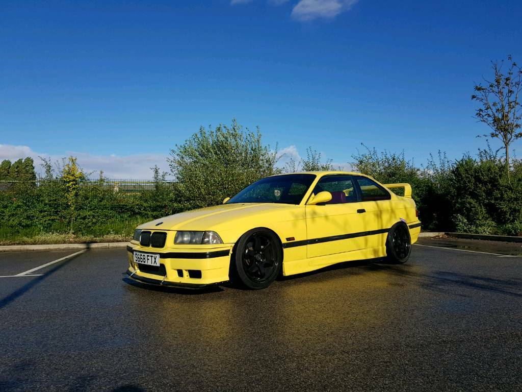 Bmw E36 323i Coupe In Wirral Merseyside Gumtree