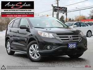 2012 Honda CR-V AWD ONLY 46K! **BACK-UP CAM** EX MODEL **SUNR...