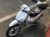 Piaggio Liberty Motorbike Motorcycle Moped