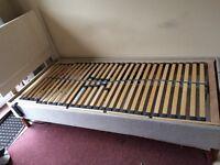 Remote control adjustable bed