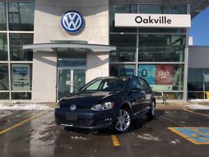 2015 Volkswagen Golf Highline FULLY SERVICED, TDI DIESEL