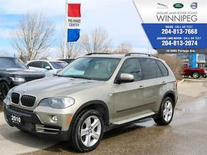 2010 BMW X5 30i *ONLY ONE IN MANITOBA*