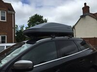FOR HIRE Thule Touring M Roof box 400 litres