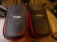 Meigin leather Ty pads