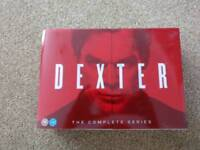 Dexter Complete Limited Edition Box Set. Season 1-8 + Extras and Bonus Features